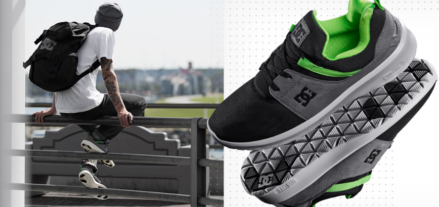 Акции DC Shoes в Коркино